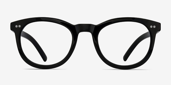 Black Solar -  Plastic Eyeglasses