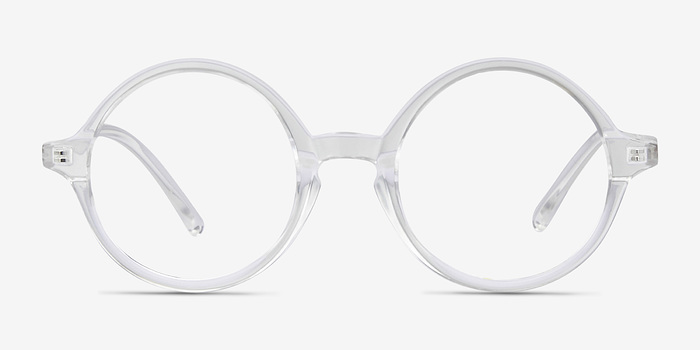 Clear Years -  Vintage Plastic Eyeglasses
