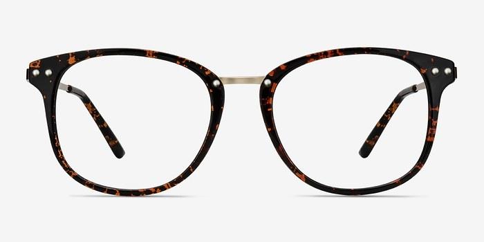 Tortoise Cosmo -  Metal Eyeglasses