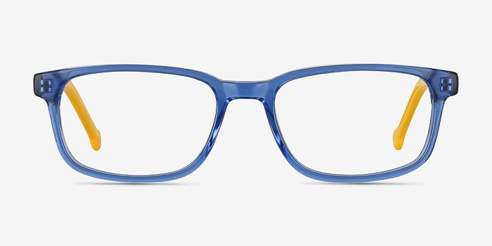 Blue Clear Totes -  Acetate Eyeglasses
