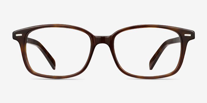Brown Tortoise Sway -  Acetate Eyeglasses