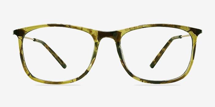Tortoise Hurricane -  Classic Plastic Eyeglasses