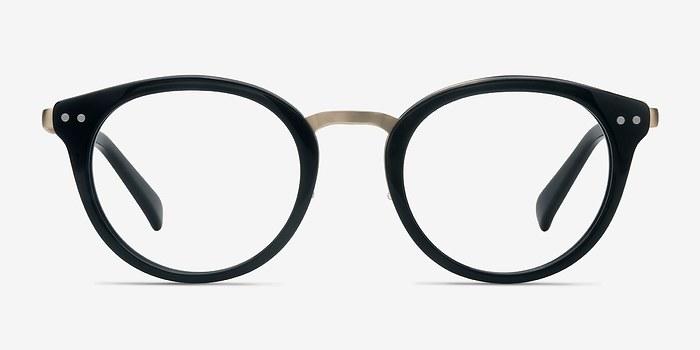 Black Bellefond -  Designer Acetate Eyeglasses