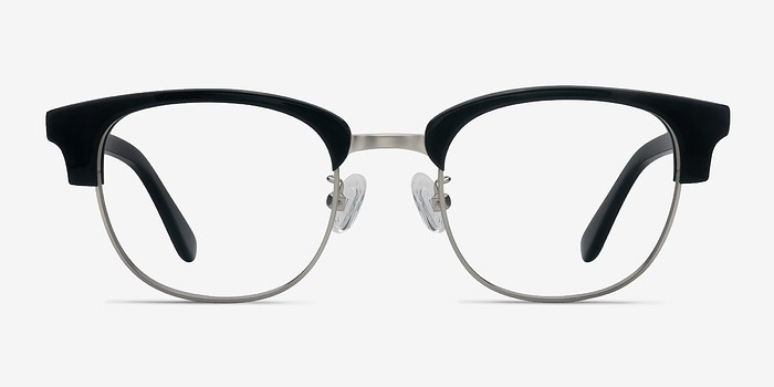 Black Bansai -  Acetate Eyeglasses