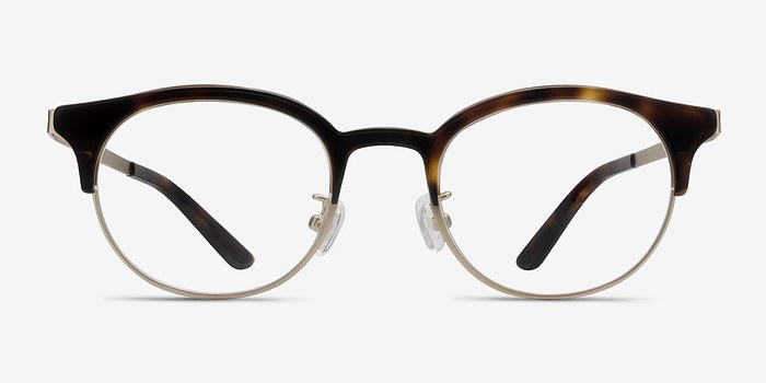 Tortoise Lea -  Designer Acetate Eyeglasses