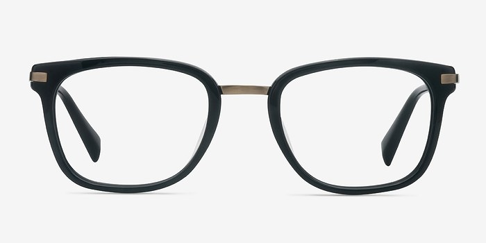 Black Audacity -  Designer Acetate Eyeglasses
