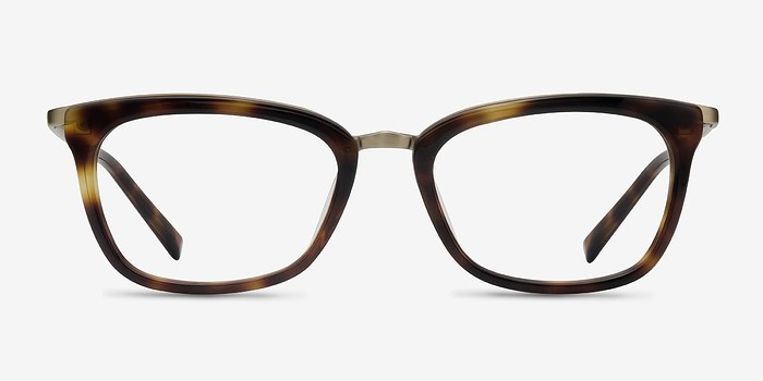 Tortoise Marlene -  Designer Acetate Eyeglasses