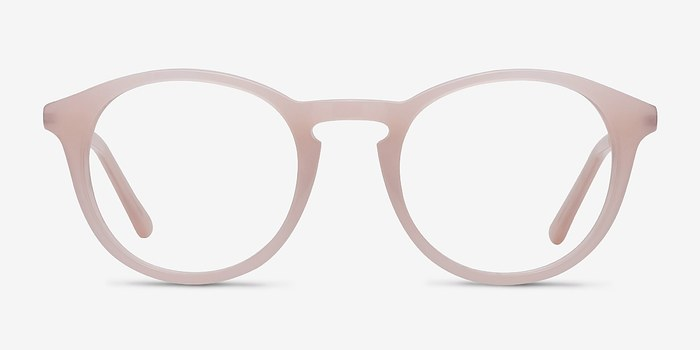 Pink White Moon -  Colorful Acetate Eyeglasses