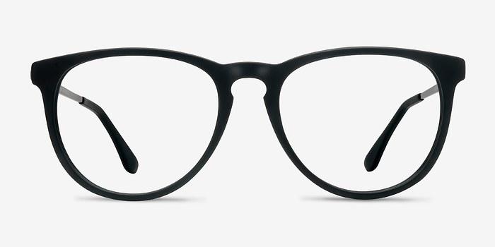 Matte Black Ultraviolet -  Acetate Eyeglasses