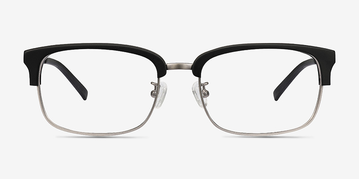 Black Wizard -  Designer Acetate Eyeglasses