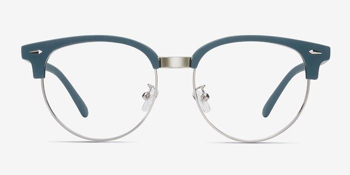 Matte Green Narita -  Metal Eyeglasses