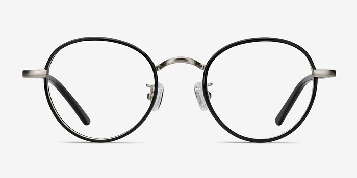 Black Anywhere -  Acetate Eyeglasses