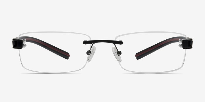 Black Flow -  Acetate Eyeglasses