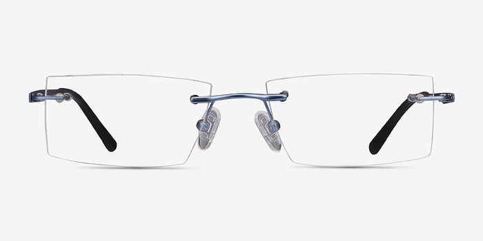 Blue Primo -  Metal Eyeglasses