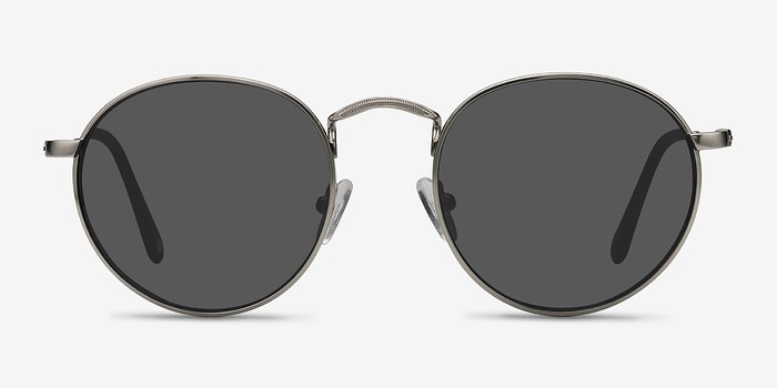 Silver  Disclosure -  Metal Sunglasses