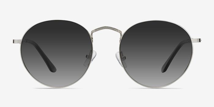 Gray Disclosure -  Vintage Metal Sunglasses