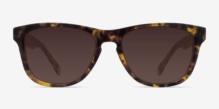 Brown/Tortoise Malibu -  Acetate Sunglasses