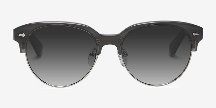 Gray Carven -  Vintage Plastic Sunglasses