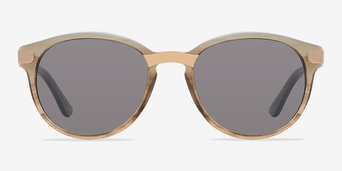 Gray/Golden Wynwood -  Acetate Sunglasses