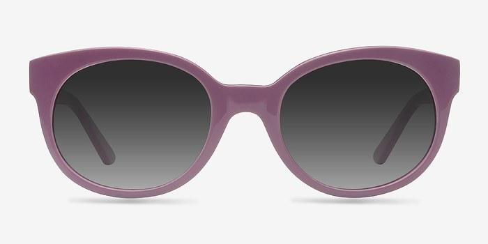 Purple Matilda -  Acetate Sunglasses