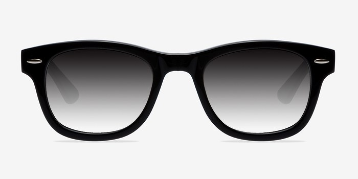 Black Hanoi -  Acetate Sunglasses