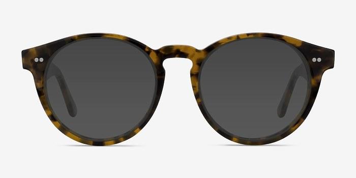 Tortoise Havana -  Acetate Sunglasses