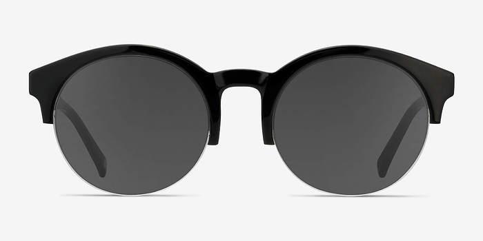 Black Verona -  Acetate Sunglasses