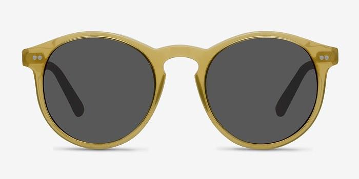Yellow Decadent -  Acetate Sunglasses