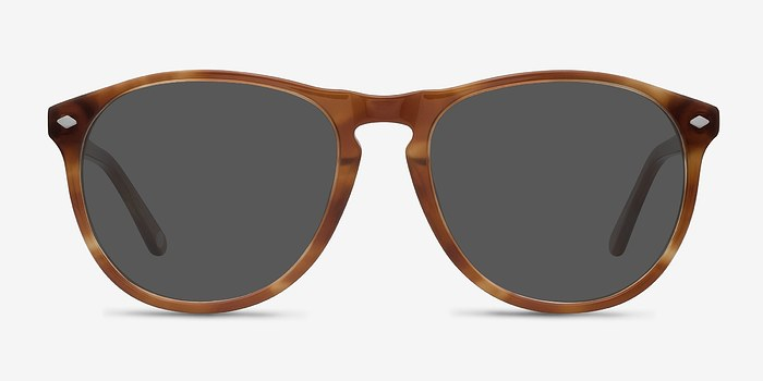 Tortoise  Deep End -  Acetate Sunglasses