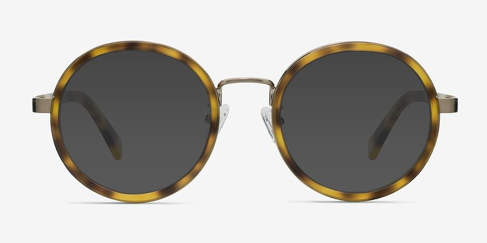 Tortoise Bounce -  Acetate Sunglasses