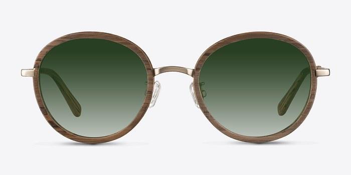 Brown Cactus -  Acetate Sunglasses