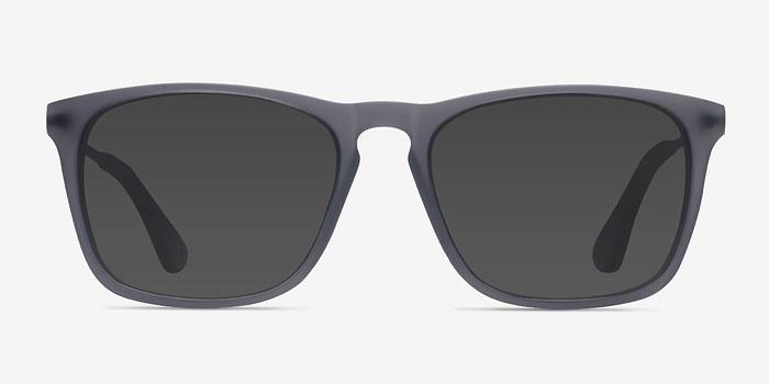 Matte Gray Bogota -  Acetate Sunglasses