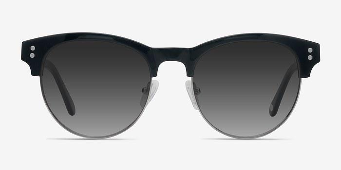 Black College -  Acetate Sunglasses