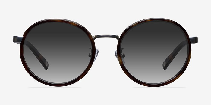 Tortoise Lady Bird -  Acetate Sunglasses