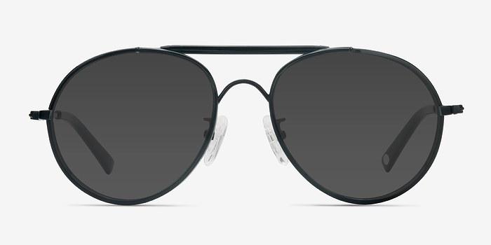 Black Nairobi -  Acetate Sunglasses