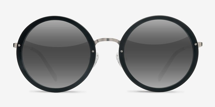 Black Well -  Acetate Sunglasses