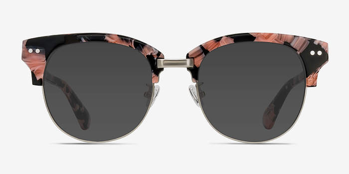 Floral Swift -  Acetate Sunglasses