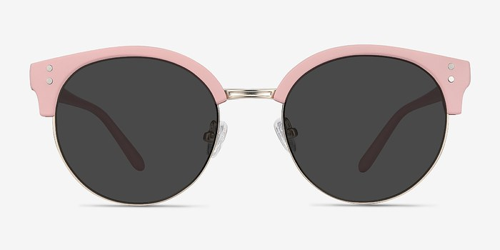 Pink Samba -  Metal Sunglasses