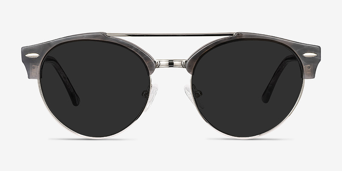 Gray Sands -  Acetate Sunglasses