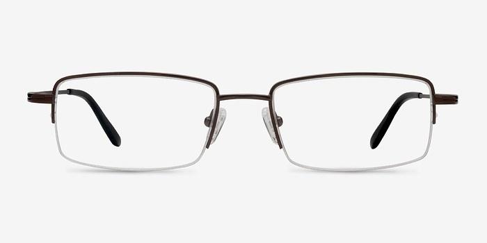 Coffee  Graphic -  Designer Titanium Eyeglasses
