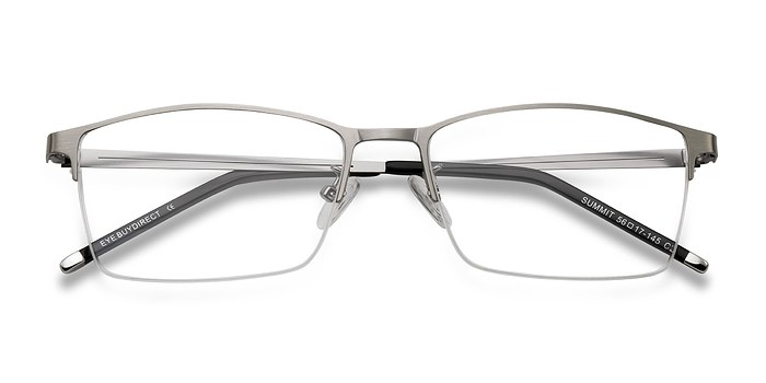 Silver Summit -  Metal Eyeglasses