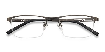 Gray Algorithm -  Metal Eyeglasses