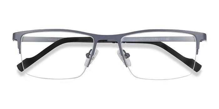 Gray Variable -  Metal Eyeglasses