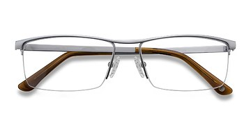 Gray Lake -  Lightweight Titanium Eyeglasses
