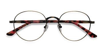 Bronze Fitzgerald -  Geek Metal Eyeglasses