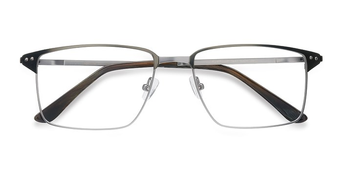 Green Absolute -  Metal Eyeglasses