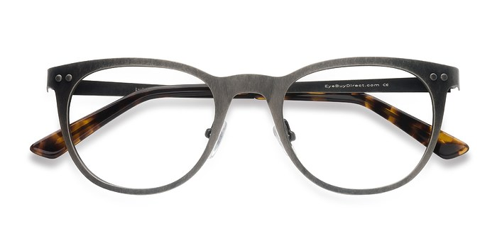 Stainless Steel/Tortoise Lyrics -  Metal Eyeglasses