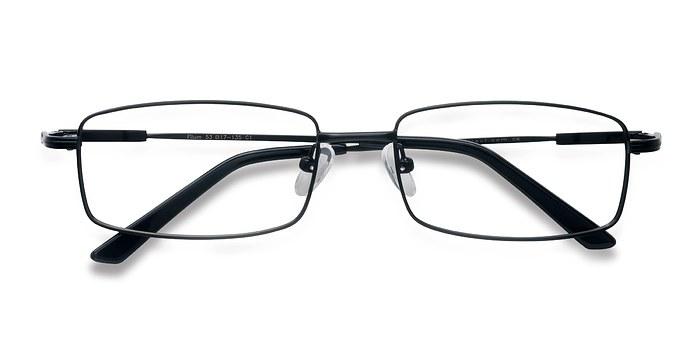 Black Filum -  Metal Eyeglasses