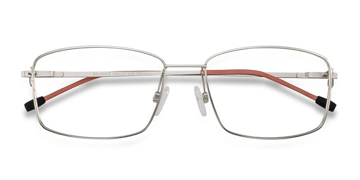 Silver Balance -  Metal Eyeglasses