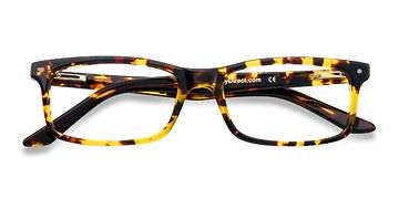 Brown/Tortoise Mandi -  Classic Acetate Eyeglasses